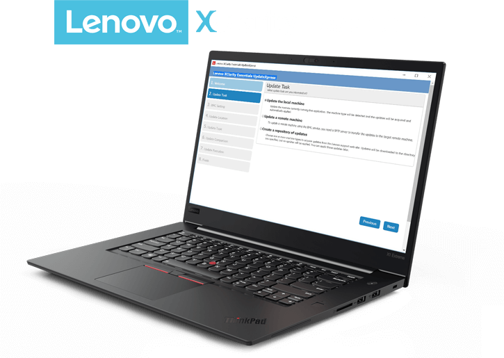 Lenovo XClarity Essentials Software