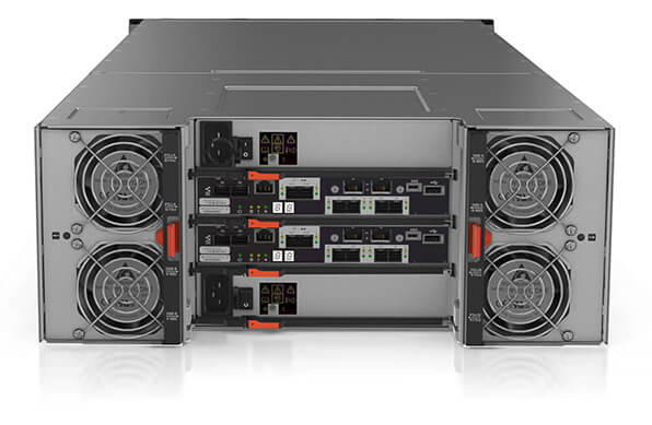 Lenovo ThinkSystem DE Series Hybrid Flash advanced data protection