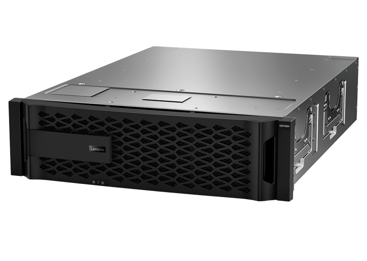 ThinkSystem DM Series All-Flash Array