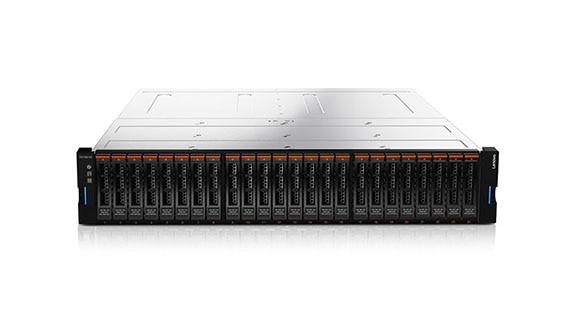 Lenovo Storage V3700 V2 Front View