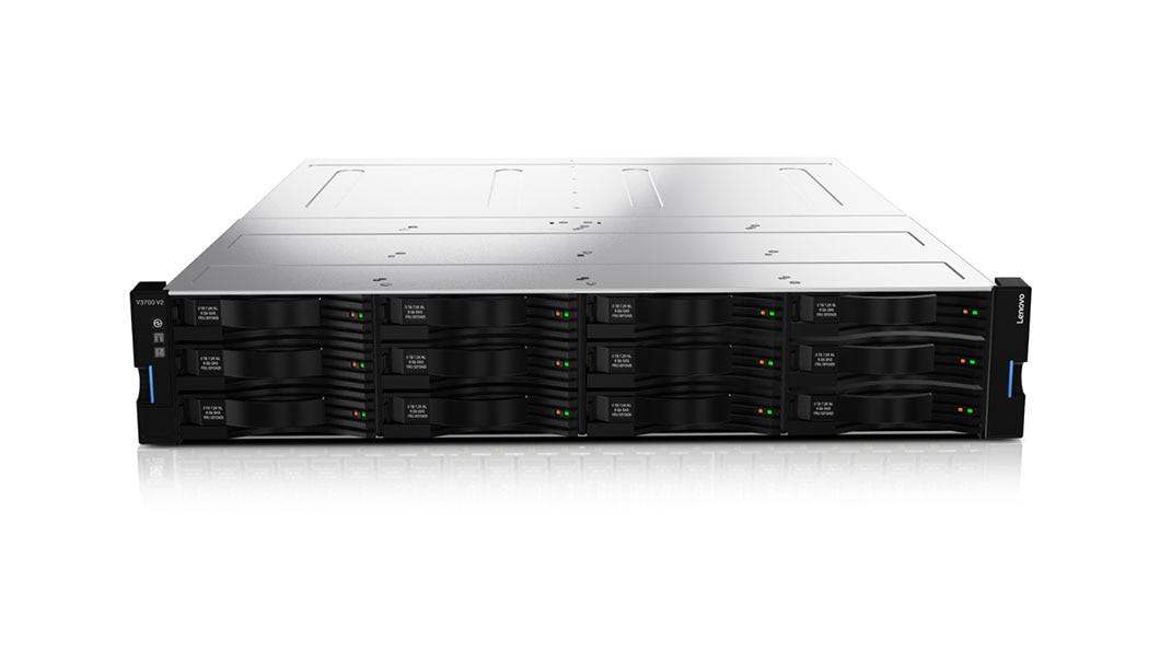 Lenovo Data Center SAN v3700 v2