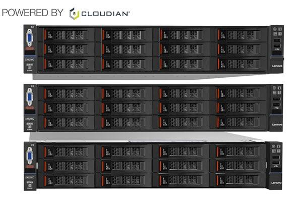 Lenovo Storage DX8200C Variations