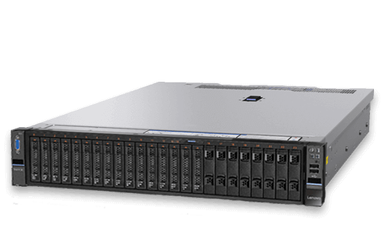 Lenovo Storage DX8200D powered by DataCore