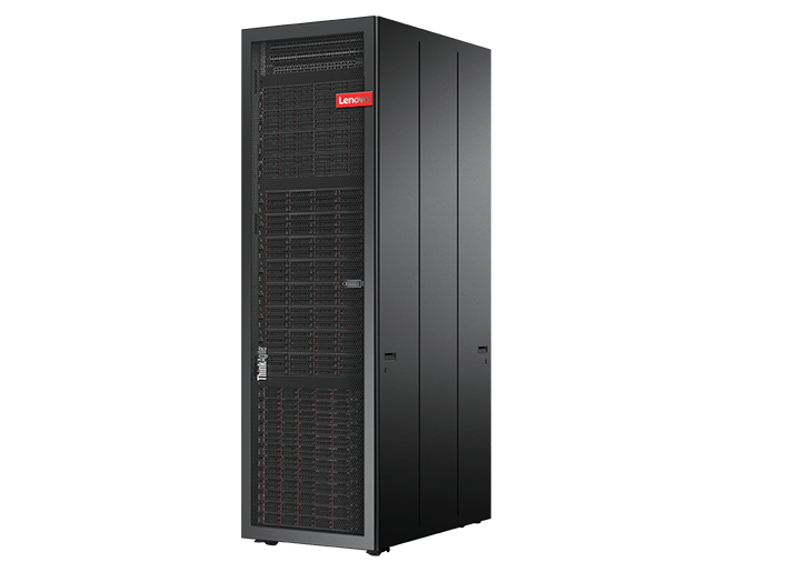 Lenovo ThinkAgile SXN3000 Series with 42U Rack