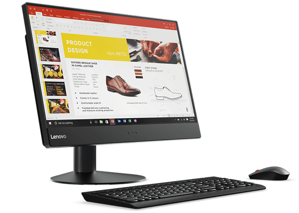 Lenovo V510z Small Business side view