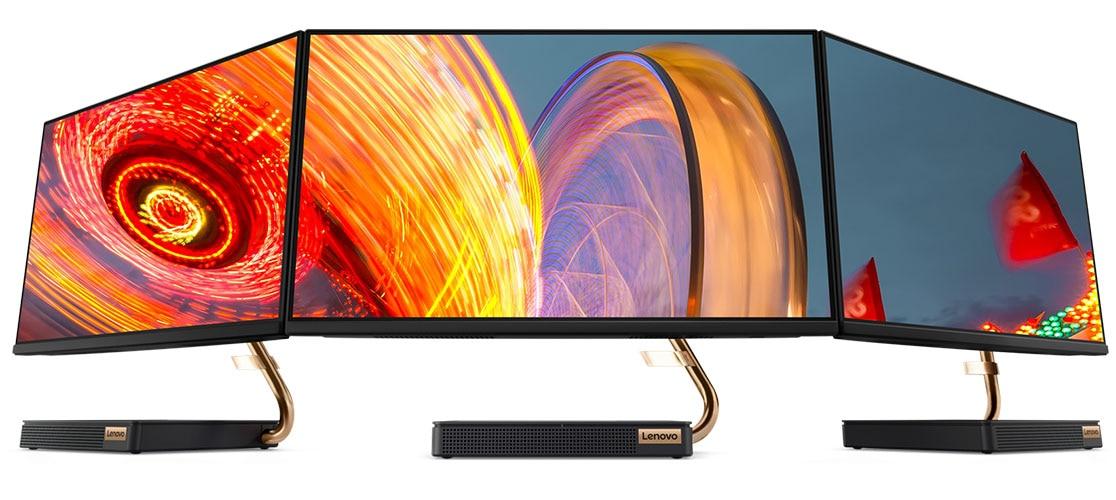 "AIO Lenovo A540-24API RYZEN 3/8GB/1TB HDD/24""/W10HOME 4"