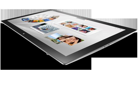 ORDINATEUR de table multimode Lenovo horizon 2