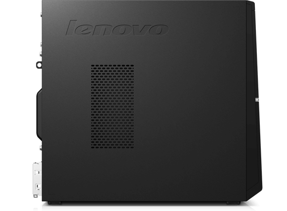 Lenovo Ideacentre 510S, left side profile view