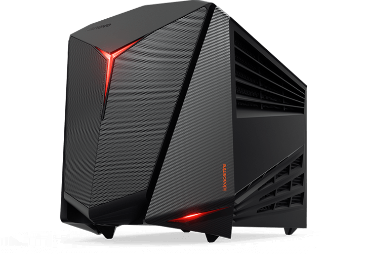 IdeaCentre Y710 compact gaming tower