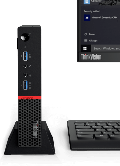 ThinkCentre M700 Tiny Desktop