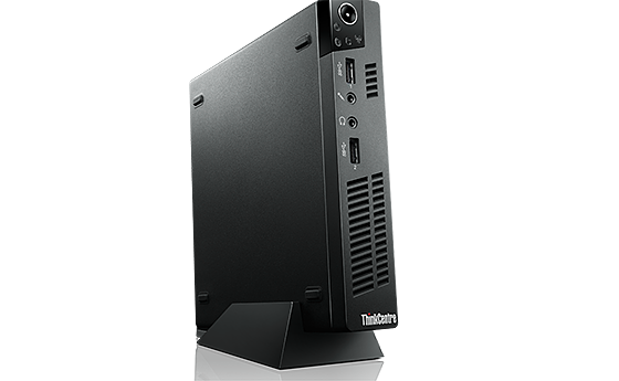 ThinkCentre M72e Tiny Desktop