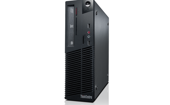 ThinkCentre M73 Small Form Factor Desktop
