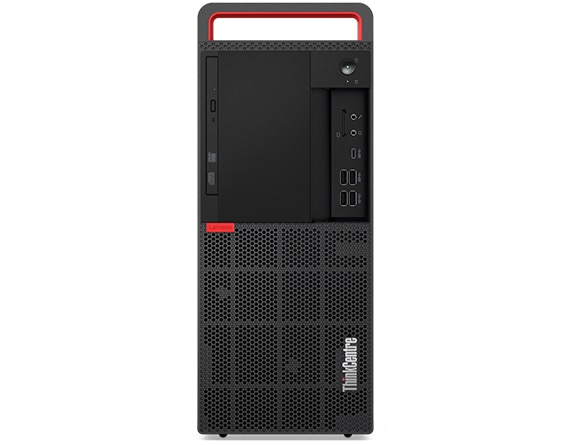 Lenovo ThinkCentre M920 Tower front view