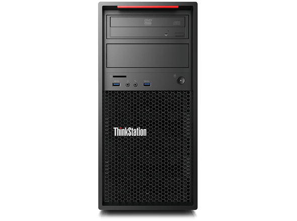 ThinkStation P320 Tower: Powerful, fast, and stable
