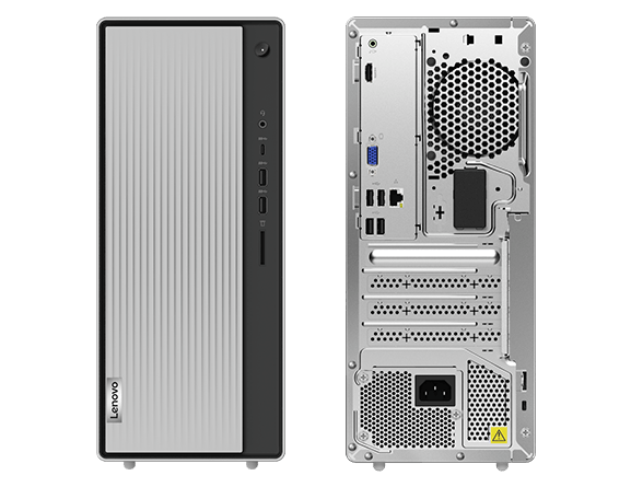 IdeaCentre 5i 14 - Front and Back View