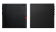 Thumbnail of left and right side view of Lenovo ThinkCentre M920 Tiny