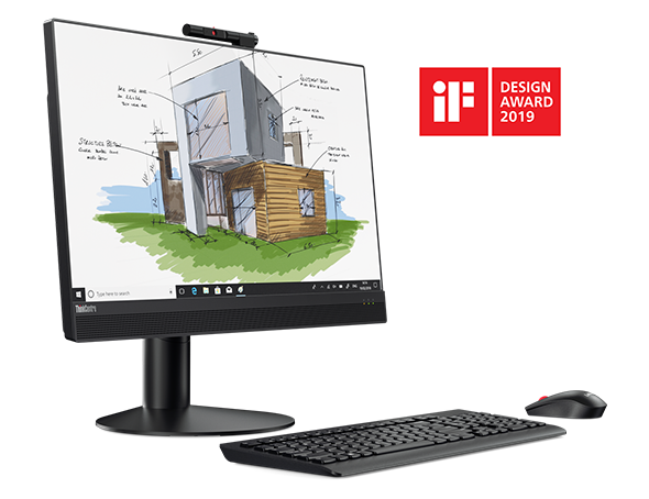 ThinkCentre M920z all-in-one enterprise desktop
