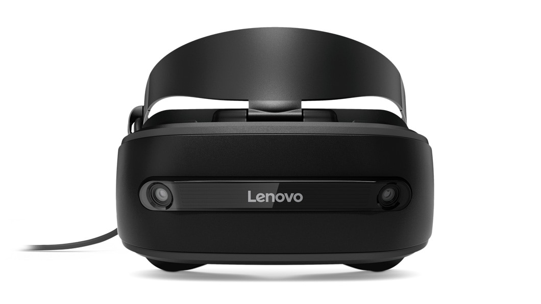 Lenovo Explorer with Motion Controllers
