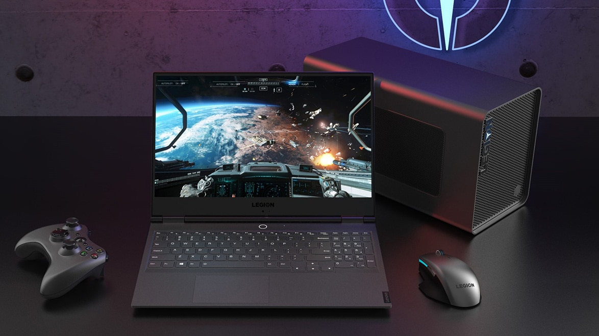 Beste gaming laptop van 2021 en verder - Lenovo Legion 7