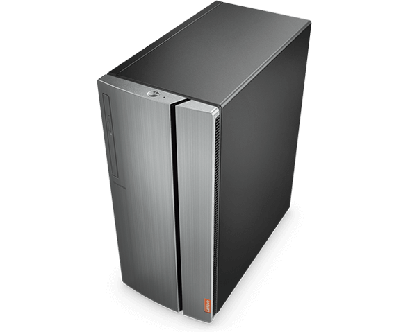 Lenovo Ideacentre 720 (AMD) Tower, front right side view