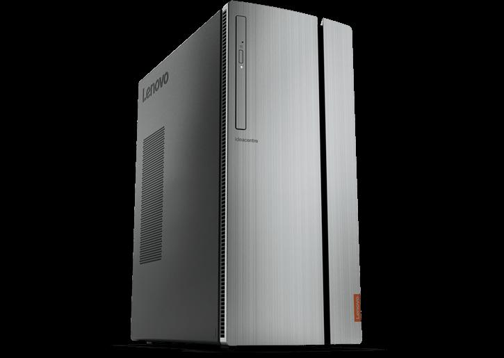 Lenovo IdeaCentre 720 Desktop with Intel Quad Core i7-7700 / 8GB / 1TB HDD & 128GB SSD / Win 10 / 4GB Video