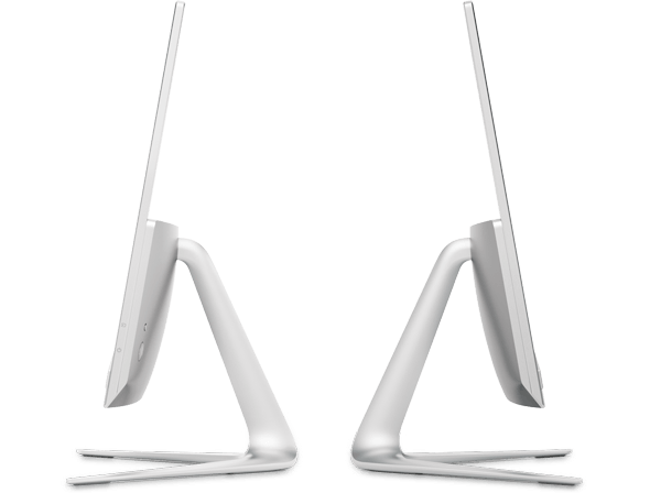 Lenovo Ideacentre AIO 520S, left and right side views