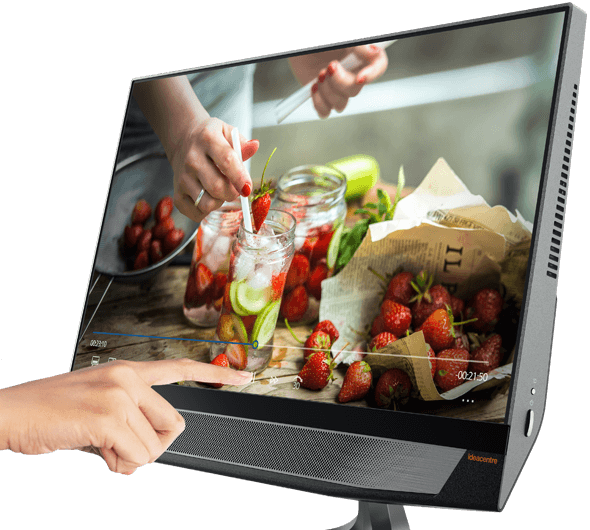 IdeaCentre AIO 720 (24) - touchscreen