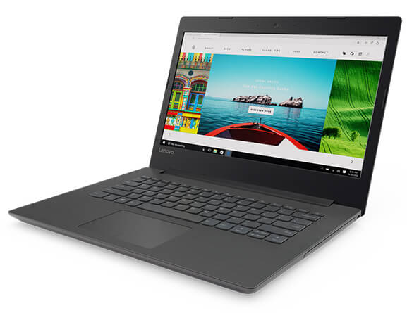 Lenovo Ideapad 320 (14) Front Right Side View