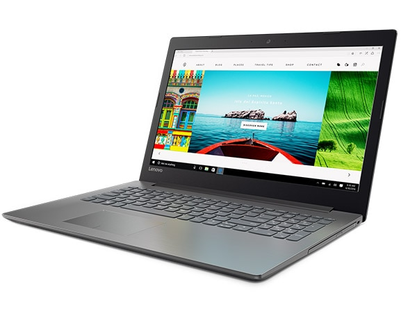 Lenovo Ideapad 320 Touch (15) Front Right Side View