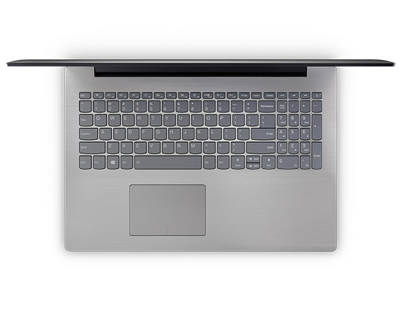 Lenovo Ideapad 320 Touch (15) Overhead View