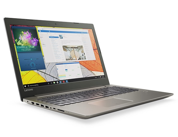 Lenovo Ideapad 520 (15) Front Left Side View