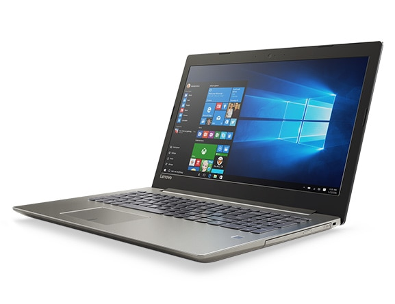 Lenovo Ideapad 520 (15) Front Right Side View