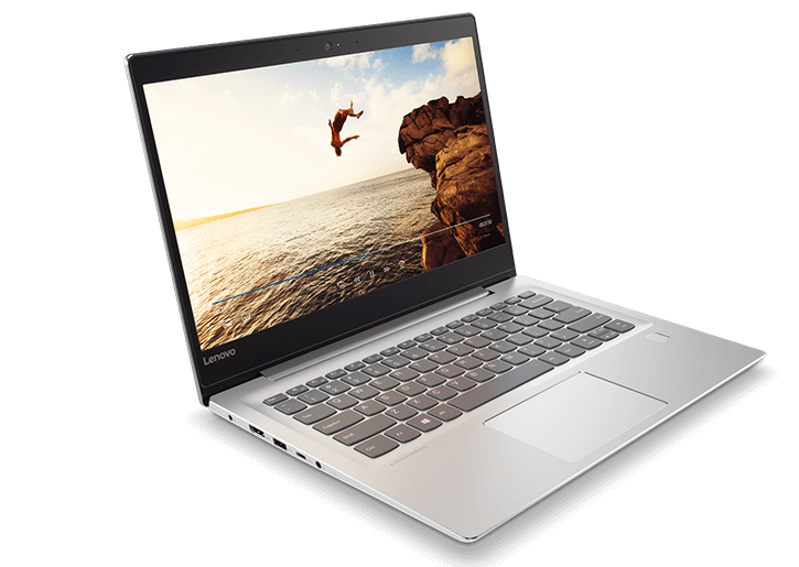"Lenovo Ideapad 520S 14"" FHD Intel Quad Core i5 Laptop"