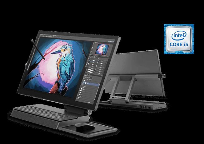 Lenovo Yoga A940 - アイアングレー
