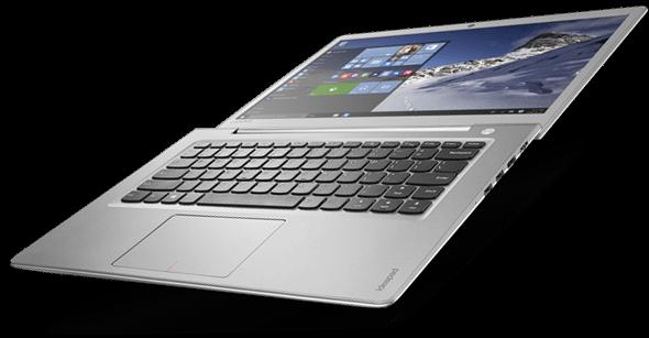 Ideapad 510S: Diseño elegante