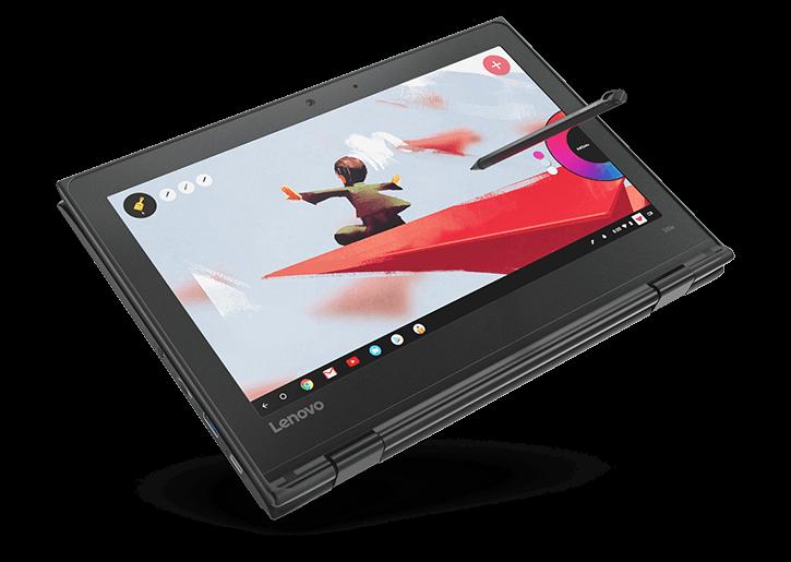 Lenovo 500e Premium 2in1 Chromebook Lenovo US - Us Maps Tools For Chrome Os
