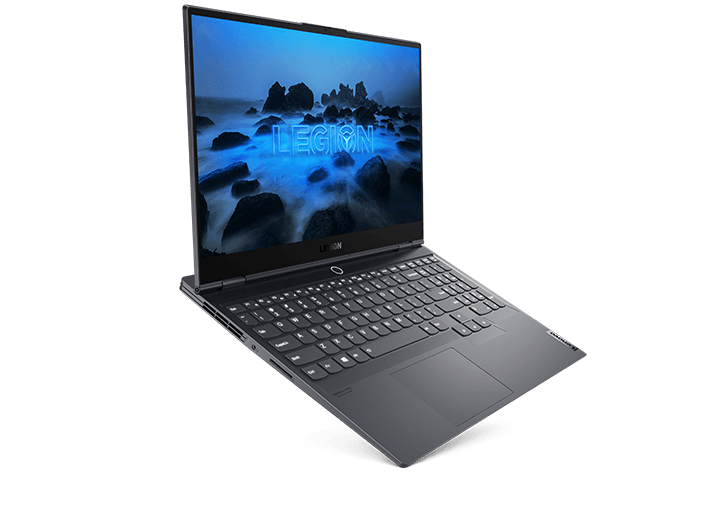 Lenovo Legion Slim 7 AMD side view