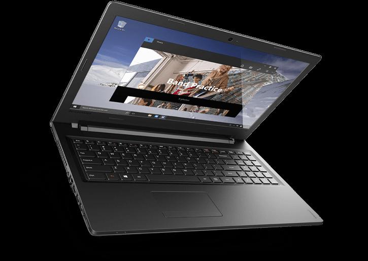Lenovo laptop ideapad 100 15 new hero image