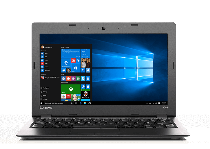 "Ideapad 100S 11"" laptop"