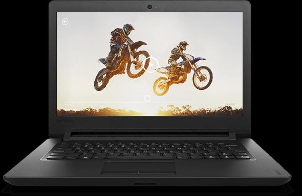 Lenovo IP110-14ISK 46ID Graphic - Black