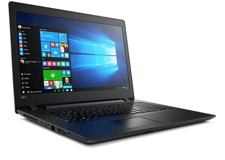 "ideapad 110 ( 17"") intel laptop"