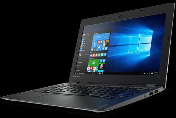 IdeaPad 110S 隨附 Windows 10 家用版,歷經重大改良,定當令您愛上。