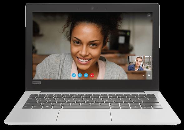 Lenovo Ideapad 120s (11) Front View