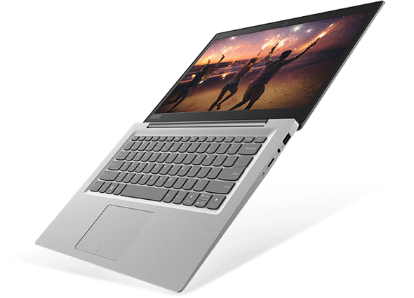 Lenovo Ideapad 120s Front Right View Open 180 Degrees