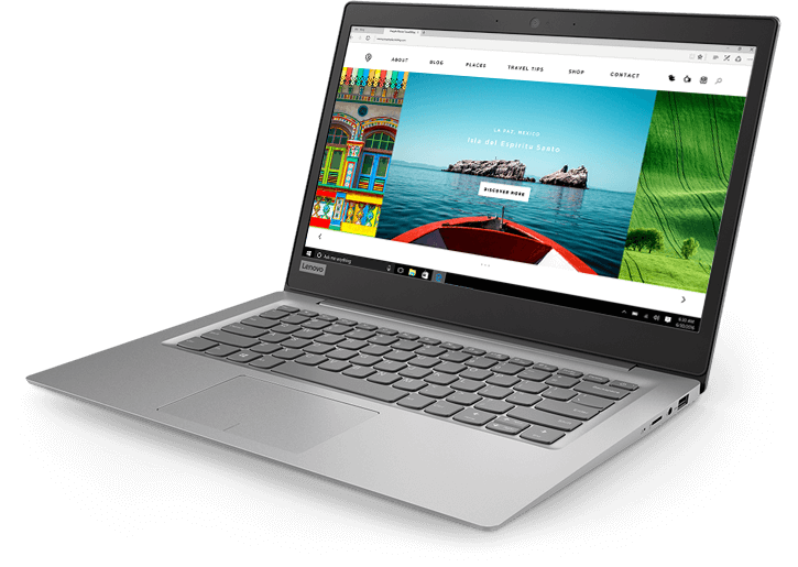 "Lenovo Ideapad 120s 14"" HD Intel Core Celeron N3350 Laptop"