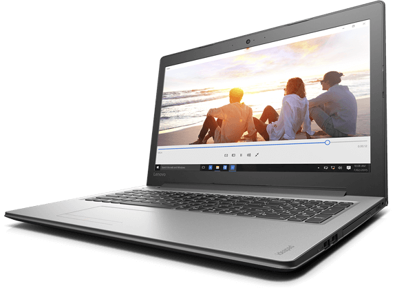 Lenovo Ideapad 310 (15) Front Right Side View