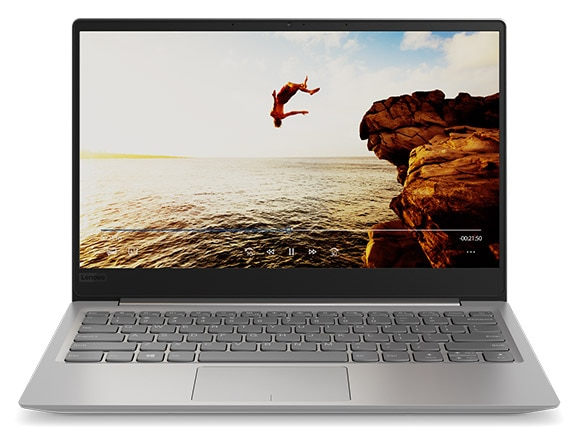 Lenovo Ideapad 320S (13) in Mineral Grey, Front View