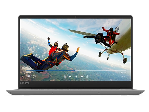 Lenovo Ideapad 330S (15), display view.