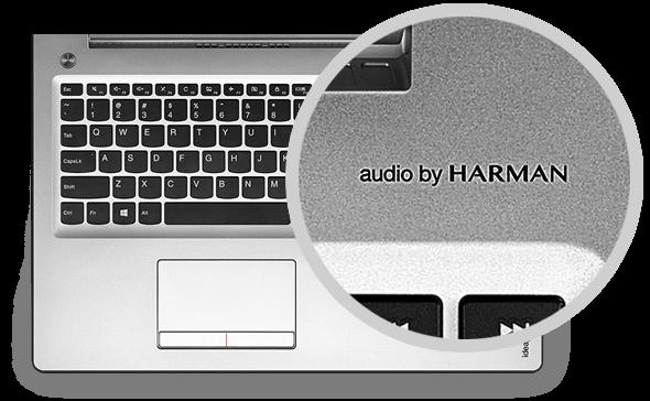Najwyższa jakość dźwięku dzięki technologii Harman®.