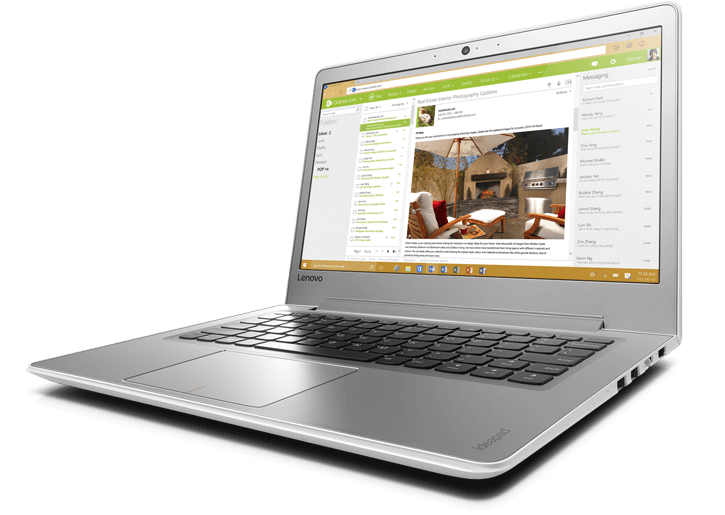 "Notebook configurabile Ideapad 510S (13"")"